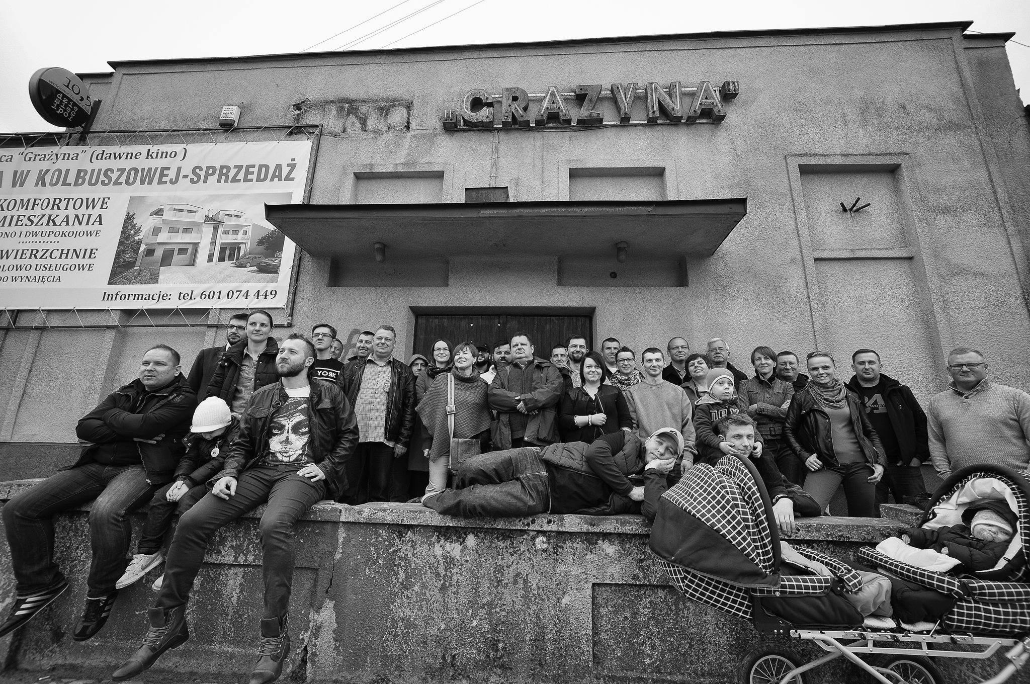 Sześć lat temu pożegnaliśmy Kino Grażyna [FOTO]