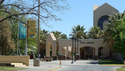 zuhl library, nmsu, new mexico state university