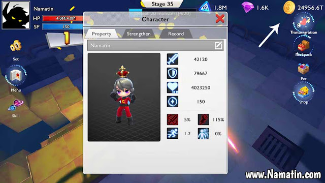 mod cos hero download