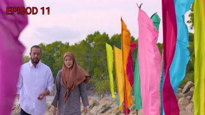 Tonton Drama Bidadari Kiriman Tuhan Episod 11