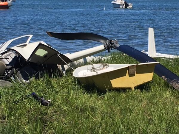 Kathryn's Report: Robinson R44 Raven II, N141TM: Accident
