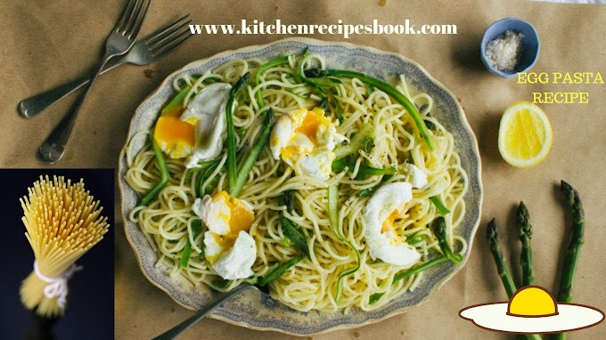Egg Pasta Recipe | Homemade Egg Pasta |