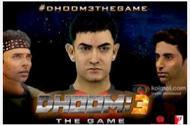 Dhoom:3 The Game APK Free Download for Android