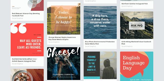 Cara Membuat Gambar Keren Untuk Social Media dan Blog
