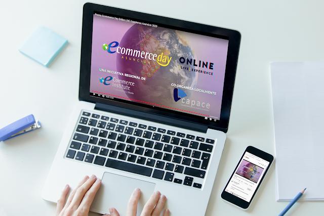"""eCommerce Day Asunción reunió a más de 5.000 personas en su primera versión """"Online [Live] Experience"""