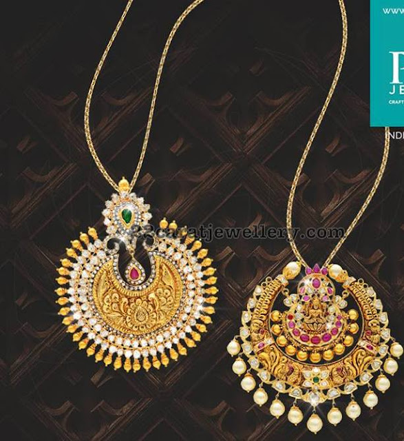 Simple Pendant Sets by PMJ Jewels