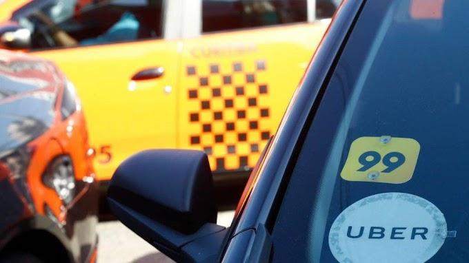 Motorista de aplicativo cobra mais de R$ 1000 de passageira idosa e caso viraliza