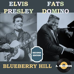 Elvis Presley - Fats Domino - Blueberry Hill - LPM-03AR - Second Edition (November 2017)