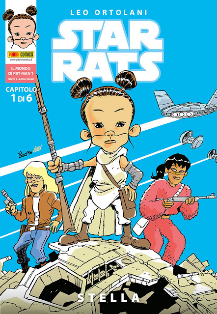 Star Rats 1 Panini