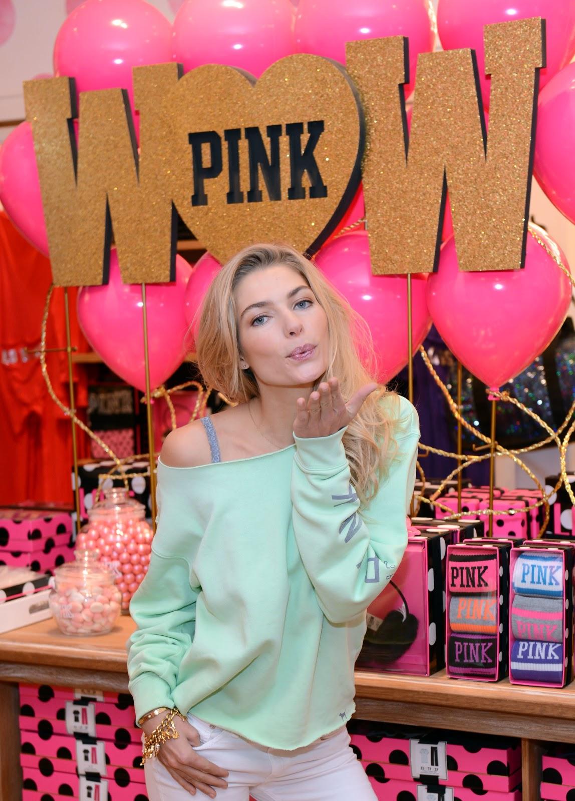 0161b37e68a Victorias Secret Pink Backpack Mexico- Fenix Toulouse Handball