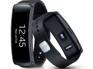 Samsung Gear Fit SM-R350 Original Samsung Indonesia Sisa Stok