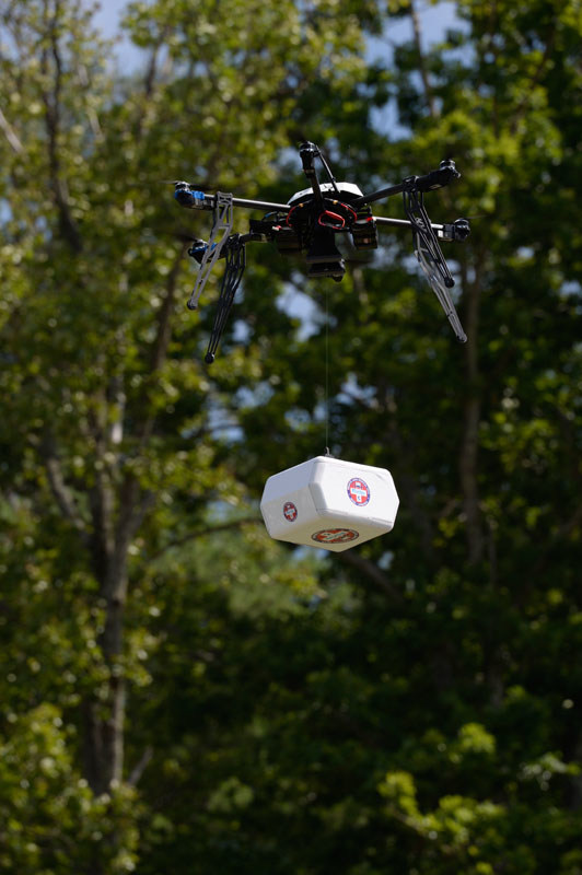 Flirtey Celebrates Six-Year Anniversary of the 'Kitty Hawk Moment', the First FAA-Approved Drone Delivery in American History