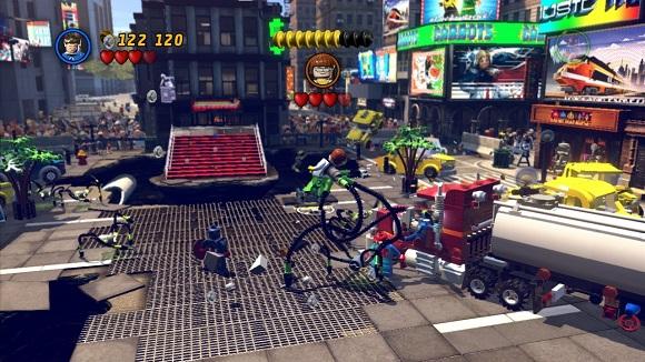 Лего Марвел Супер Хироус Скачать Игру На Пк - фото 10