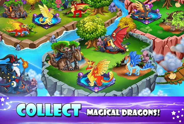 Dragon Village v11.92 Mod, Food/Gems/Coins
