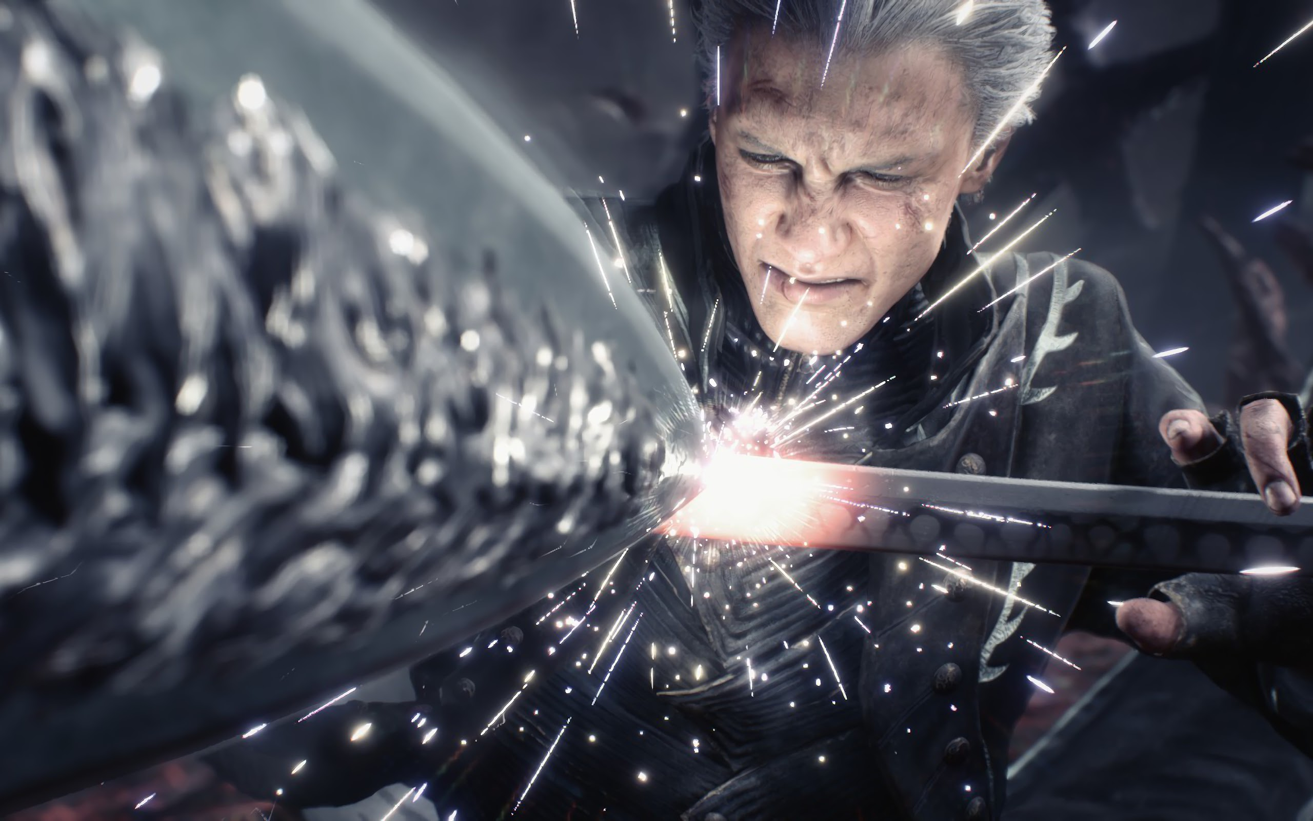 Devil May Cry 5 Vergil 4k Wallpaper 98