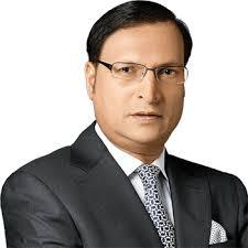 Rajat Sharma Family Wife Son Daughter Father Mother Age Height Biography Profile Wedding Photos