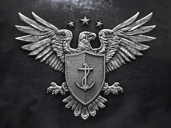 Trend Desain Logo Design 2015 - 3D Metal logo