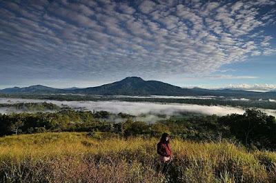Bukit Bawang Bakung Gerdai Liwa