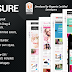 Responsive Magento Theme for Fashion, Beauty or Digital Shop