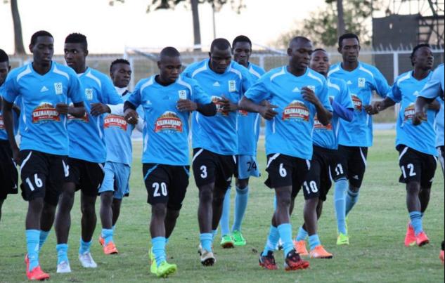 AFCON Qualifier: Tanzania Vs Nigeria