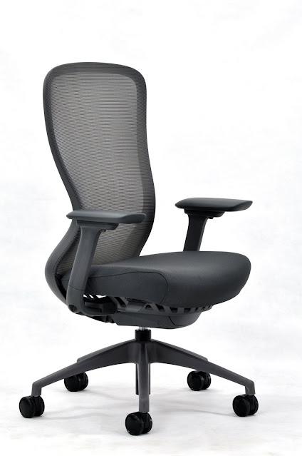 exchange mesh back chair