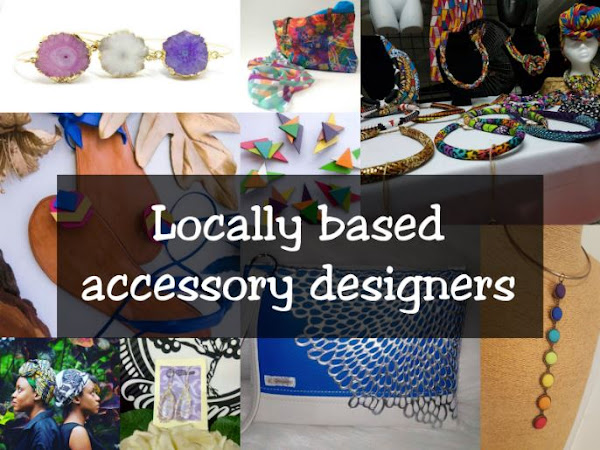 Support local? A list of T&T based accessory designers