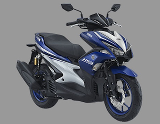 Harga Yamaha Aerox 155 CC Terbaru 2017