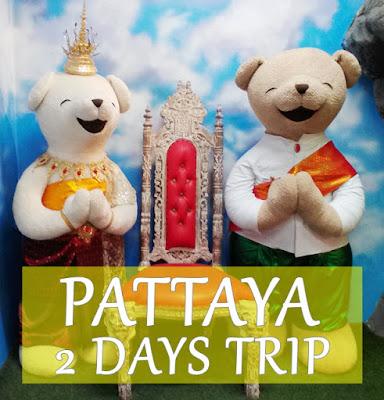 Itinerari Liburan Pattaya 2 Hari