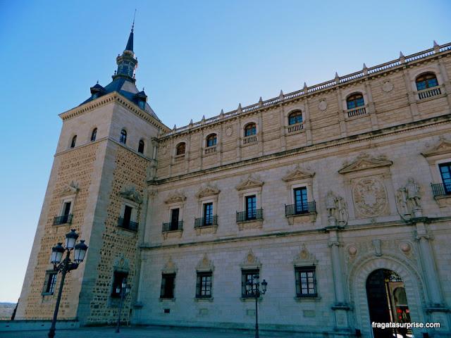 Alcázar de Toledo, Espanha