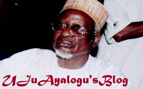 I Warned Nigerians About Buhari - Elder Statesman, Alhaji Tanko Yakasai Speaks Out