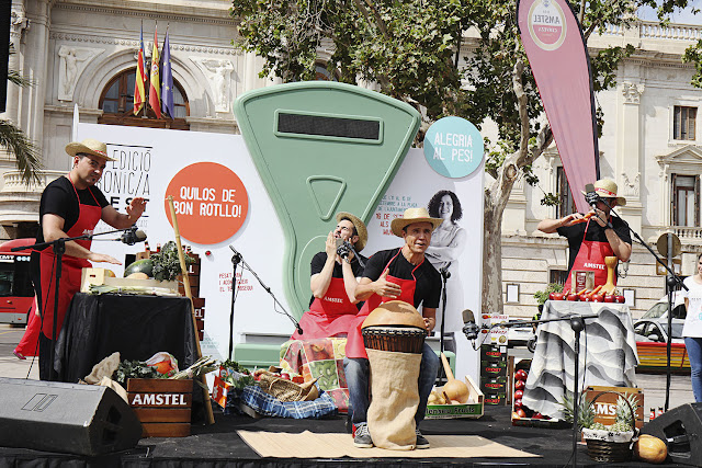 II edición Bonica Fest: gastronomía, música y espectáculos en vivo en la gran fiesta de los mercados municipales