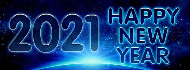 नवीन वर्षाचे स्वागत करण्यासाठी सज्ज व्हा. नवीन वर्षाच्या शुभेच्छा २०२१! Wish you a very happy new year 2021