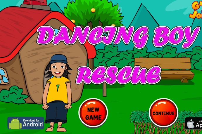 Dancing Boy Rescue Walkthrough