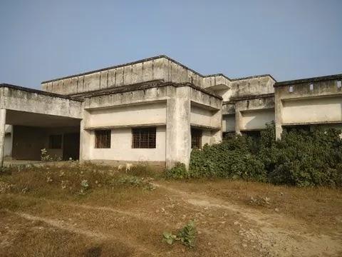 सैदपुर विधानसभा क्षेत्र में वर्षों से उपेक्षित पड़ा है देवकली का स्वास्थ्य केन्द्र