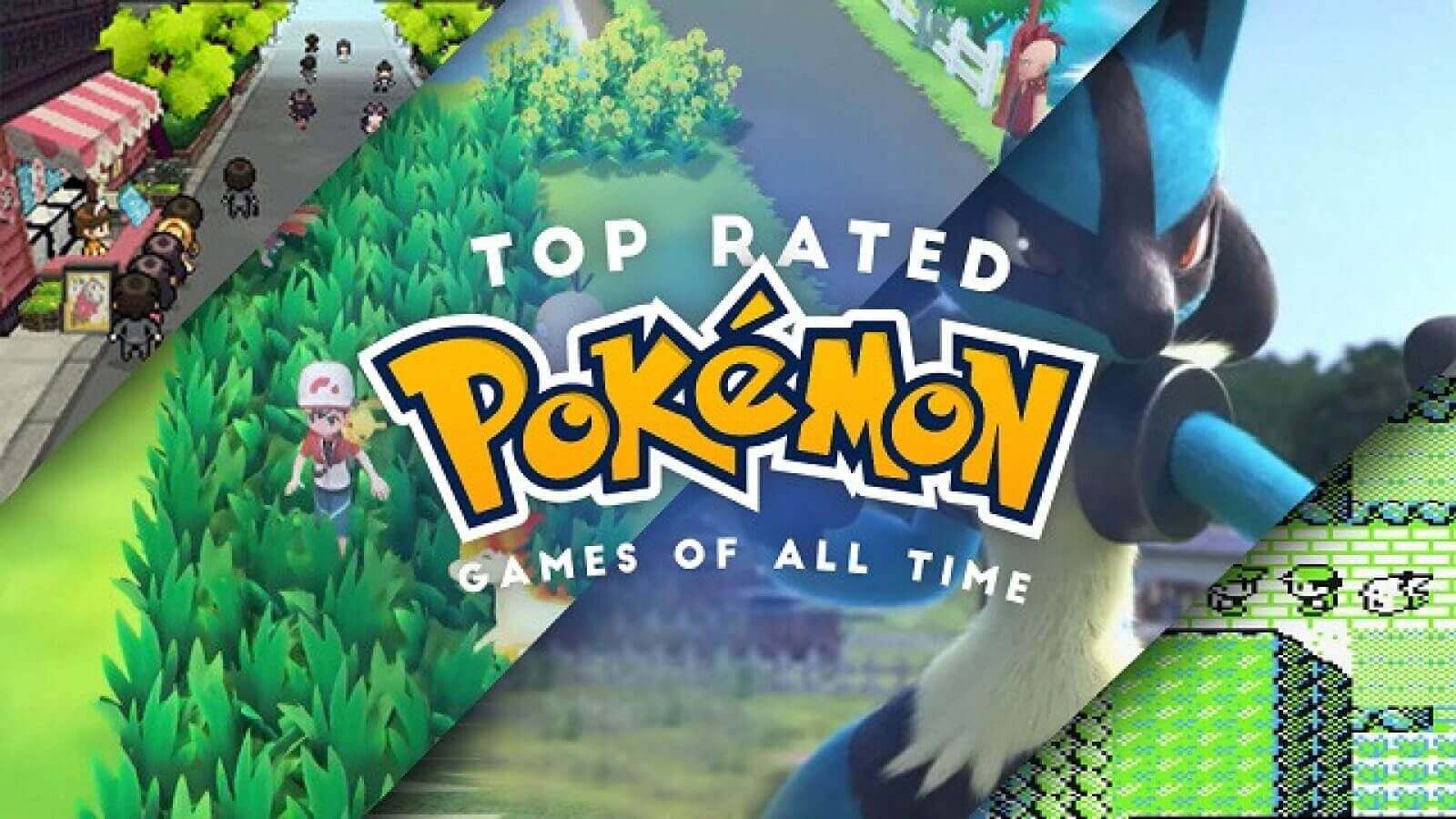5 Game Pokemon Terbaik Di Smarpthone