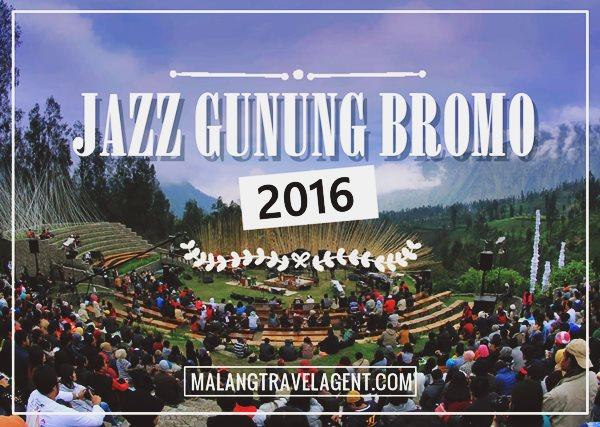 Paket Jazz Gunung Bromo 2016