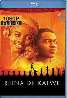 La reina de Katwe (Queen of Katwe) (2016) [1080p BRrip] [Latino-Inglés] [LaPipiotaHD]