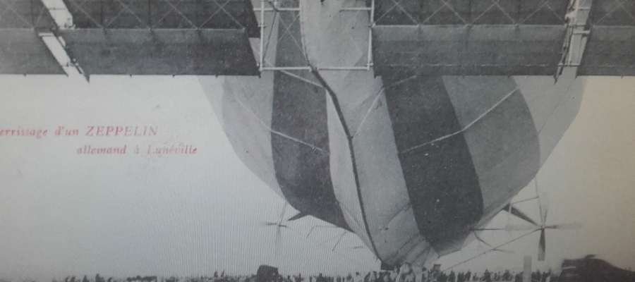Lotnisko sterowców w Dywitach