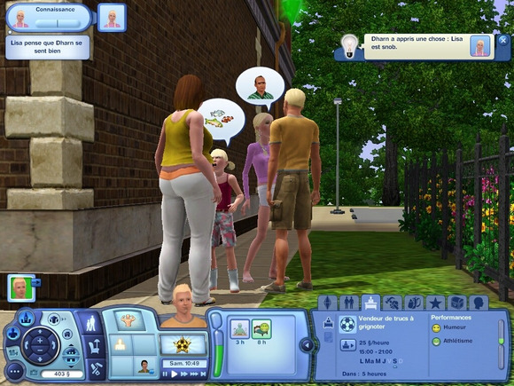 Sims 3 mobile free download.