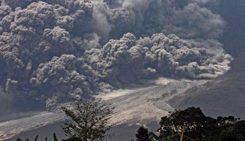 PVBMG Hitung Prediksi Kecepatan Awan Panas Gunung Agung