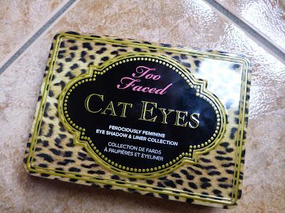 Palette Cat Eyes de Too Faced