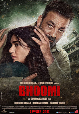 Bhoomi 2017 Hindi Pre-DVDRip 400Mb x264