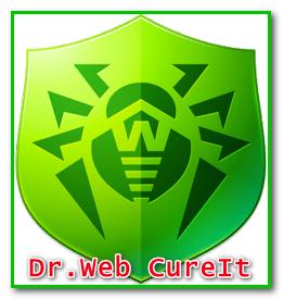 Dr.Web Cureit Untuk Windows