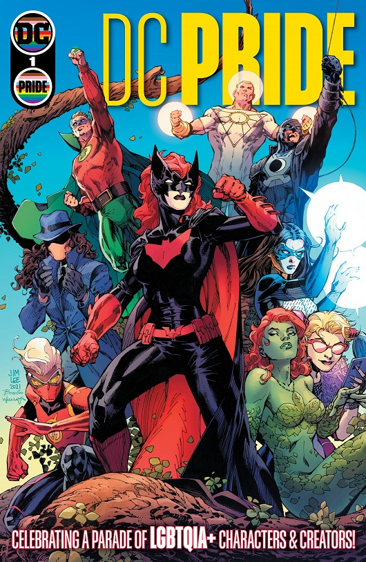 Cover of DC Pride #1