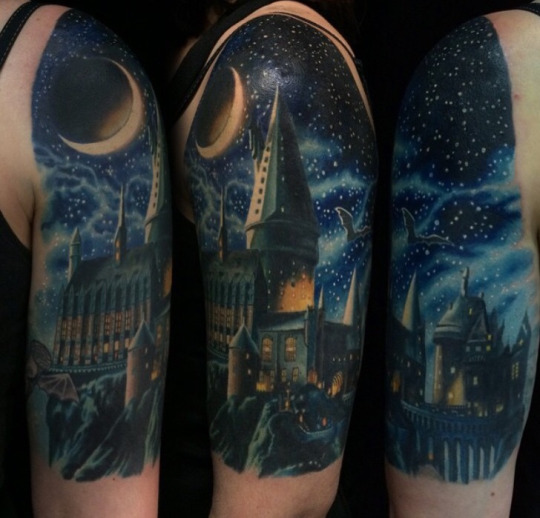 22 Magical Harry Potter Tattoos