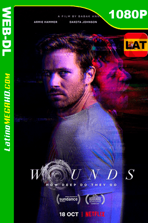 Heridas (Wounds) (2019) Latino HD WEB-DL 1080P ()