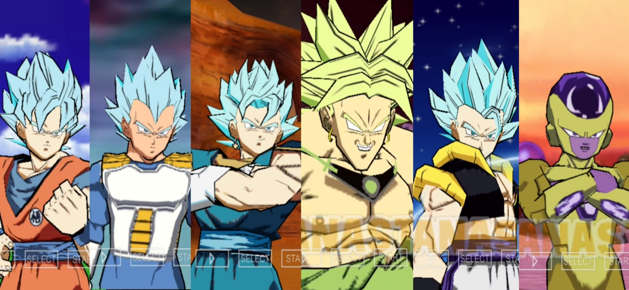 Dragon Ball Super Shin Budokai 2 Mod