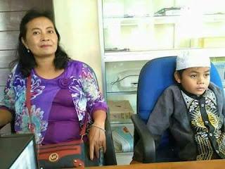 Bocah 8 tahun masuk islam, alasannya bikin merinding