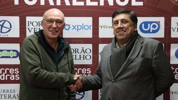 Oficial: Torreense, rescinde el director deportivo Virgílio Lopes