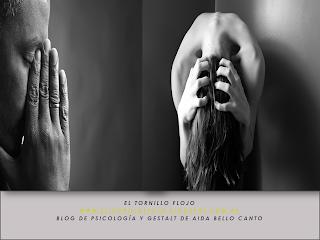 Adicto a personas, dependencia emocional, vinculos toxicos, culpa, rechazo, Aida Bello Canto, el tornillo flojo